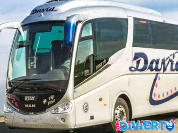 Autobús en Vigo - Disfruta de tu evento en grupo con total seguridad