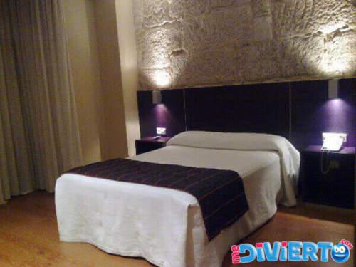 Hotel Spa céntrico en Vigo - Una alternativa económica en la zona de marcha
