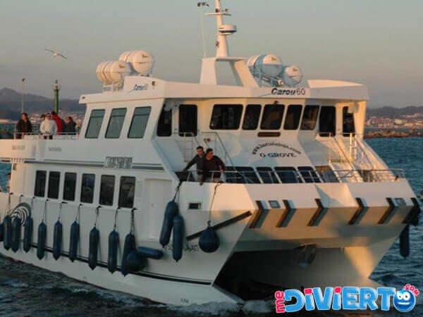 barco-sanxenxo-cena