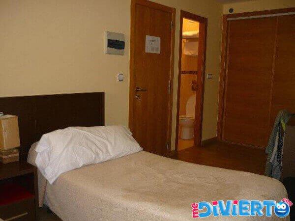 Hotel céntrico en Coruña