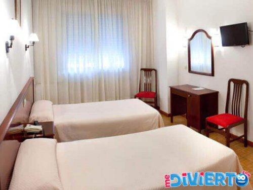 Hotel super céntrico en Coruña