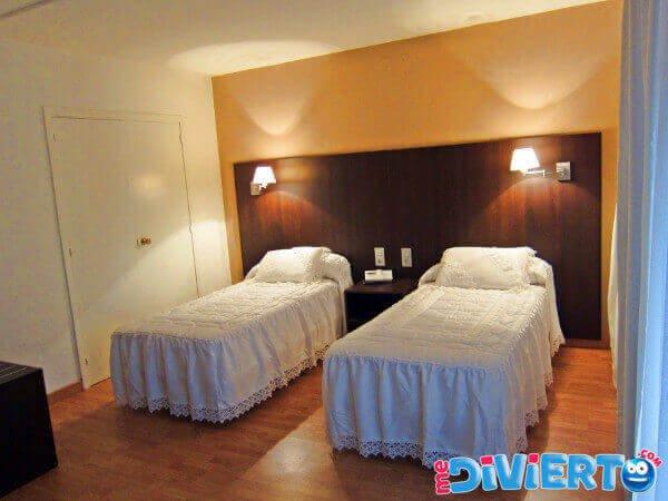 Hotel céntrico en Gijón