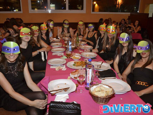 RestauranteDiscoteca