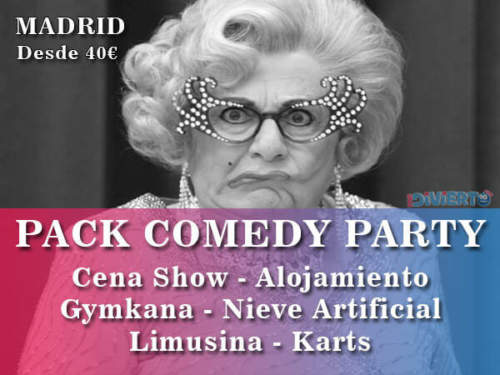 comedy-party-madrid-blanco-negro