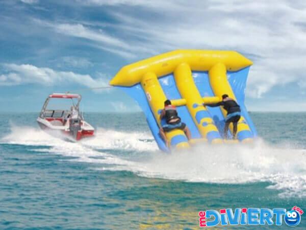Packs de aventuras en Sanxenxo - Actividades acuáticas